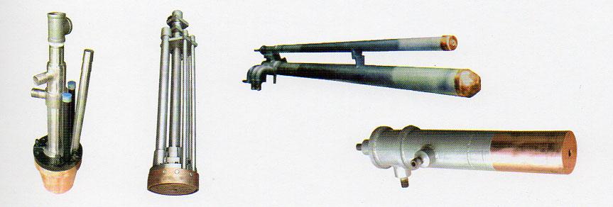 炉壁氧枪、集束氧枪、电炉吹氧成套系统