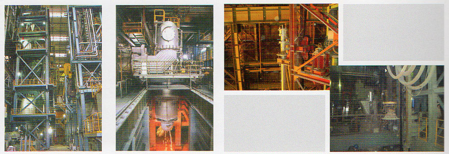 VD, VOD, RH refining equipment